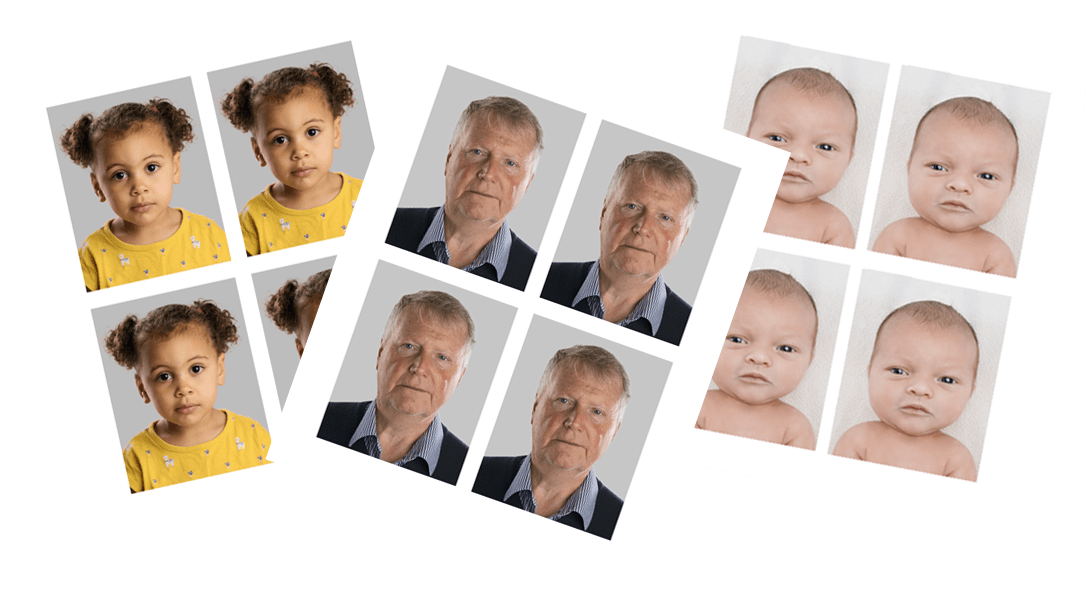Instant Passport photos in Croydon and Thornton Heath